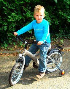 hans fiets