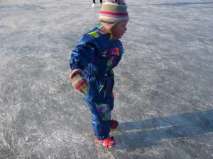 tammar schaatsen